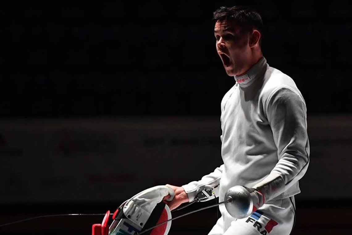 Junior Epee Men's Individual Torun 2019