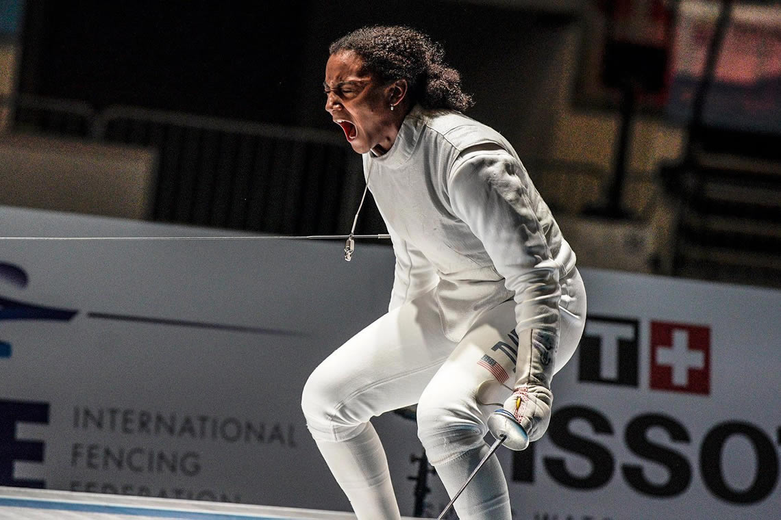 Junior Foil Women's Individual Torun 2019