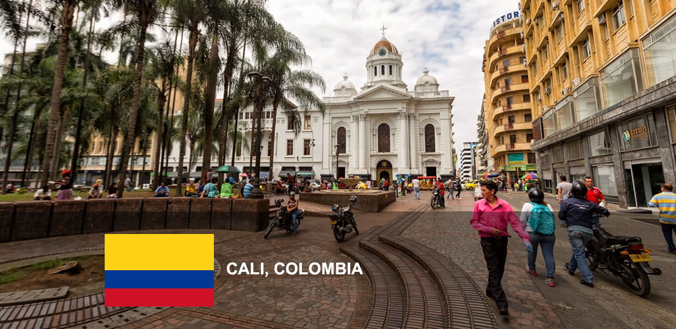 1st – 3rd May 2020 - Grand Prix Cali Colombia