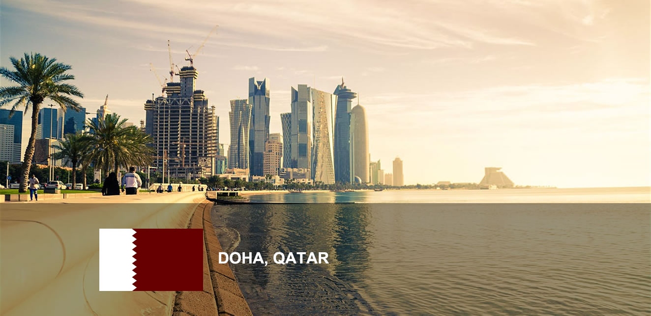 24th-26th January 2020 - Grand Prix Doha Qatar
