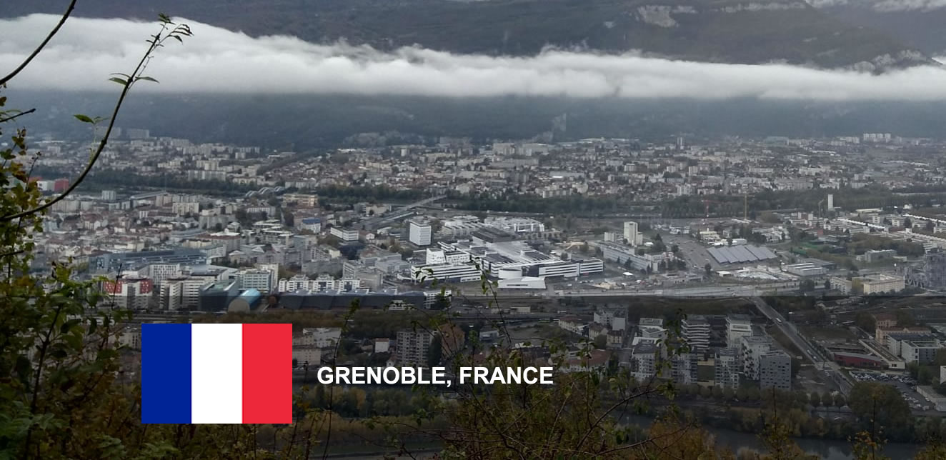 16th-17th November 2019 - European Cadet Circuit Grenoble France