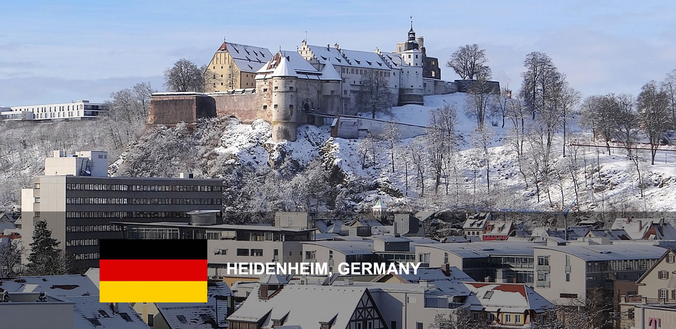 9th-10th January 2020 - World Cup Heidenheim Germany