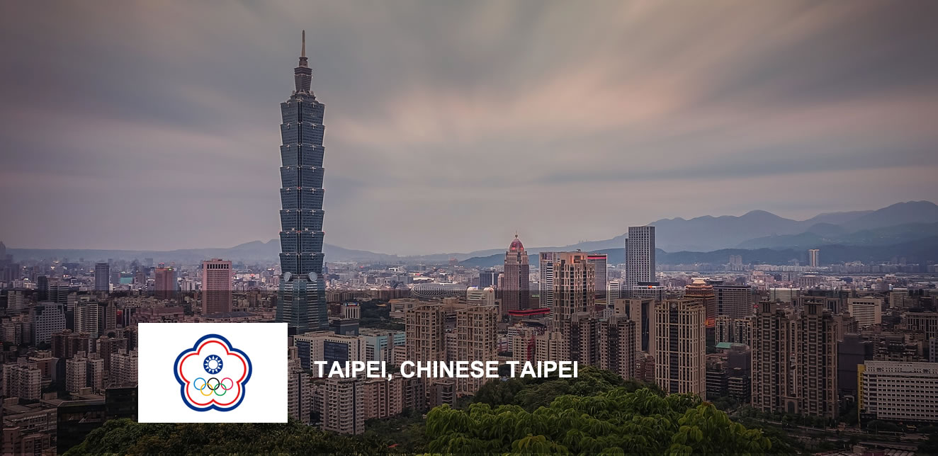 16th-18th August 2019 - Asian Cadet Circuit Taipei Chinese Taipei