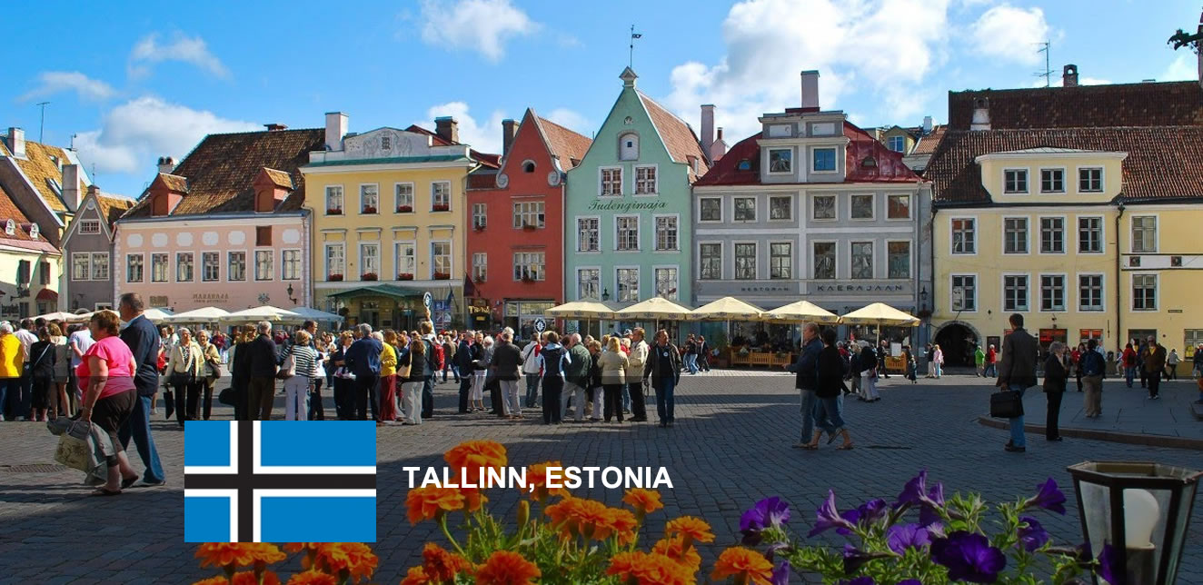 1st – 11th November 2019 World Cup Tallin Estonia
